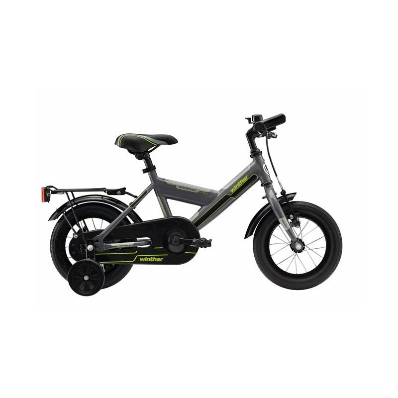 Helt nya Winther 100 V-bike 12